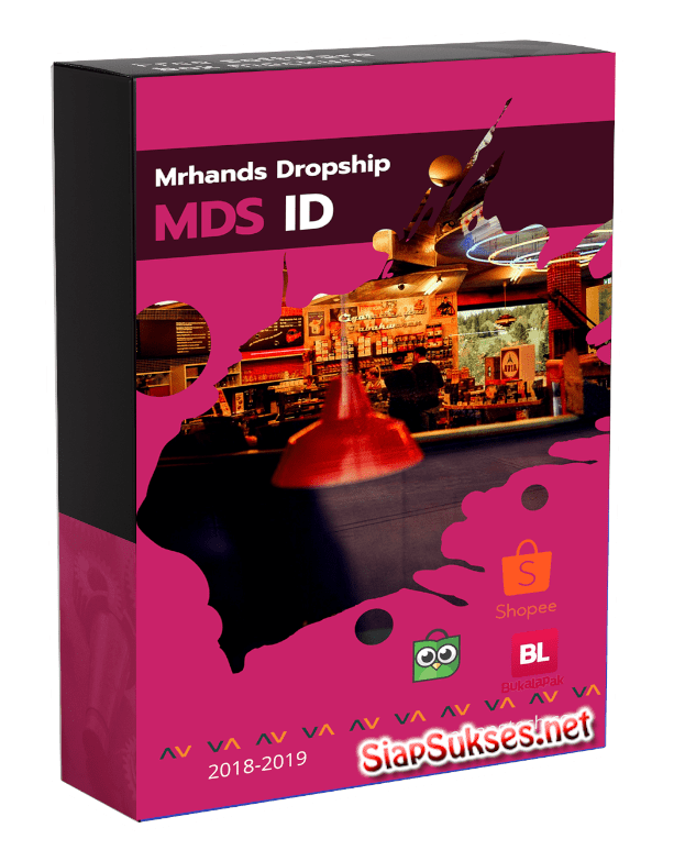 Software-Dropship-Box-MDS-ID-SIAP-SUKSES