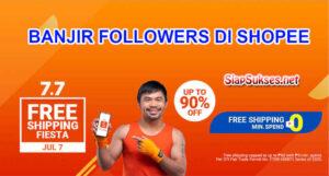 Trik Meningkatkan Followers Shopee